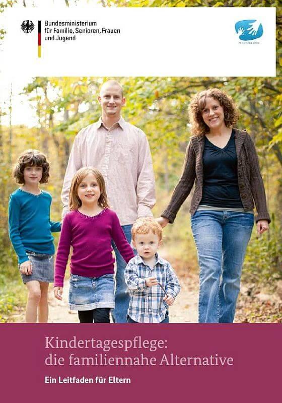 Kindertagespflege Leitfaden Eltern (c) bmfsfj.de