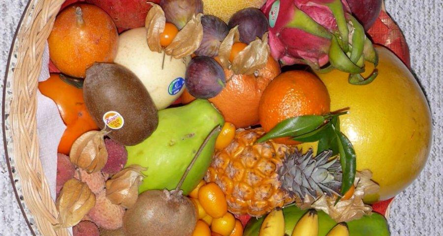 Ernährung | Obstkorb (c) Heike Hering  / pixelio.de