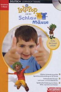 Cover | Lollipop und die Schlaumäuse (c) cornelsen.de