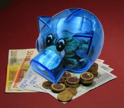Geld | Scheine und Münzen (c) Rainer Sturm / pixelio.de
