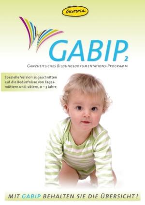 Gabip - Software zur Dokumentation in der Kindertagespflege (c) gabip.de