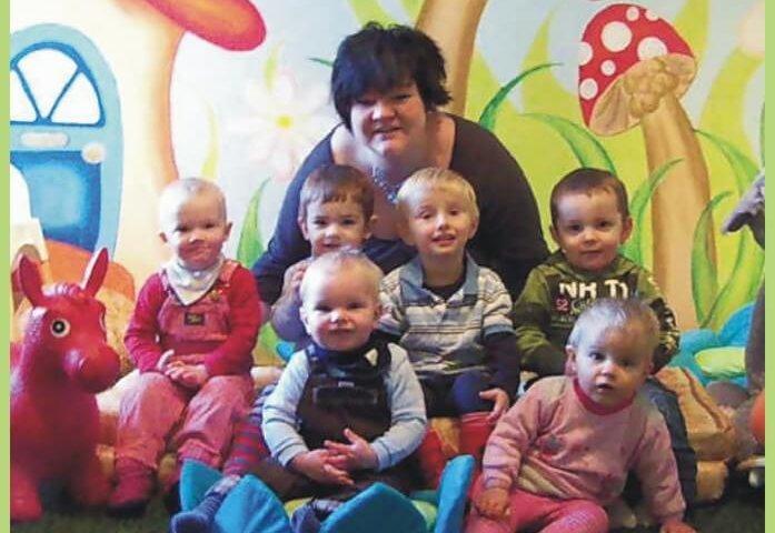 Tagesmutter Marie Lorenz aus Chemnitz / kinderbetreuung-sterntaler.de