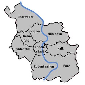 Karte Köln (c) familienfreunde.de