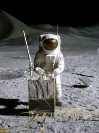 Astronaut (c) Alexander Hauk/pixelio.de