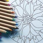 Kreative Mandalas als gratis Vorlage für Kinder