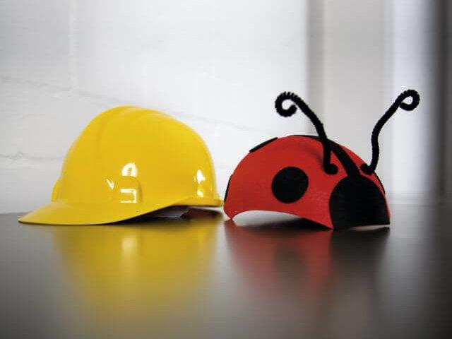 Helm und Hut | Vereinbarkeit Beruf und Familie (c) Erfolgsfaktor Familie